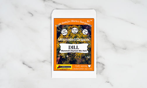 Dill Mammoth Elephant Mix- Code#: PC5046