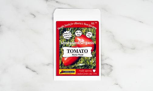 Tomato Roma, Seed- Code#: PC5080