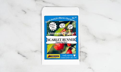 Scarlet Runner Beans- Code#: PC5086