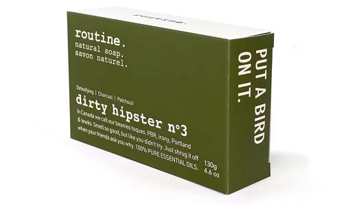 Dirty Hipster Bar Soap- Code#: PC5108