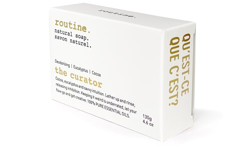 The Curator Bar Soap- Code#: PC5109