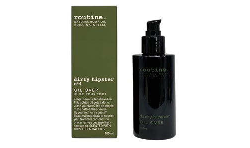 Dirty Hipster Body Oil- Code#: PC5111