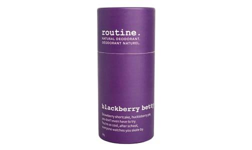 Blackberry Betty Stick Deodorant- Code#: PC5120