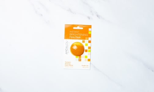 Organic Instant Brightening Face Mask- Code#: PC5126