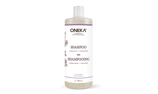 Angelica and Lavender Shampoo- Code#: PC5144