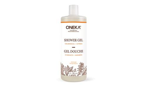 Goldenseal and Citrus Shower Gel- Code#: PC5149