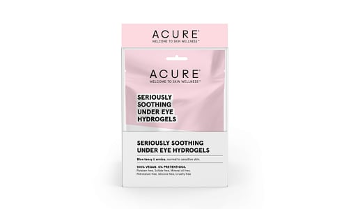Soothing Under Eye Hydrogels- Code#: PC5222