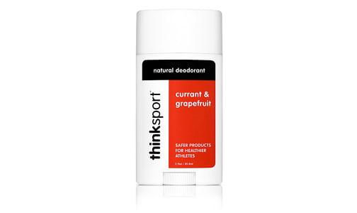 Deodorant Currant and Grapefruit- Code#: PC5381