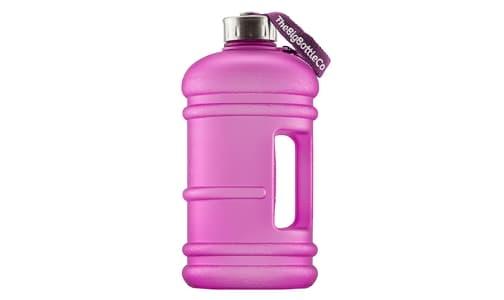 The Big Bottle Frosted Purple- Code#: PC5424