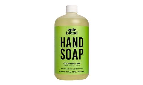 Hand Soap - Rosemary Mint- Code#: PC5445
