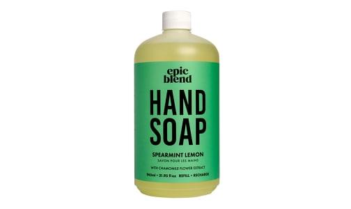 Hand Soap - Spearmint Lemon- Code#: PC5447