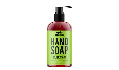 Hand Soap - Coconut Lime- Code#: PC5448