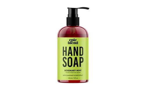 Hand Soap - Rosemary Mint- Code#: PC5449