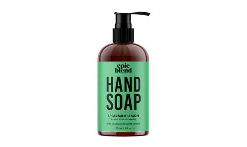 Hand Soap - Spearmint Lemon- Code#: PC5451