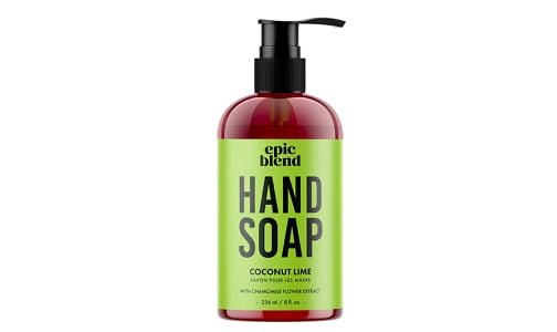 Hand Soap - Coconut Lime- Code#: PC5468
