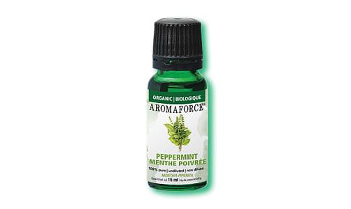 Organic Peppermint- Code#: PC5550