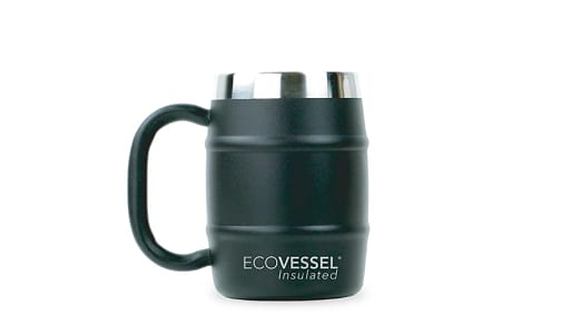 Double Barrel Insulated Mug- Code#: PC5629