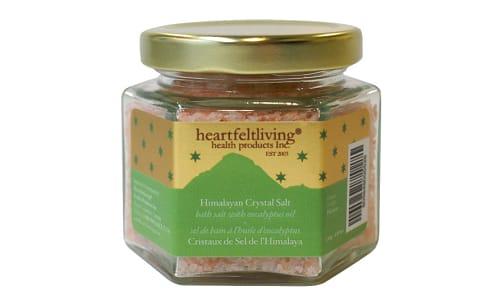 Gift Bath Salts - Eucalyptus- Code#: PC5784