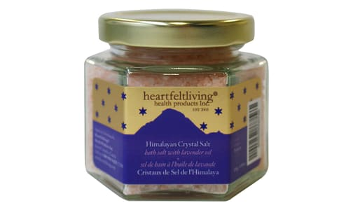 Gift Bath Salts - Lavender- Code#: PC5790