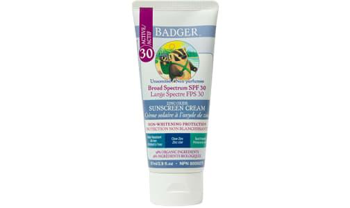 Organic SPF 30 CLEAR Sunscreen- Code#: PC5815