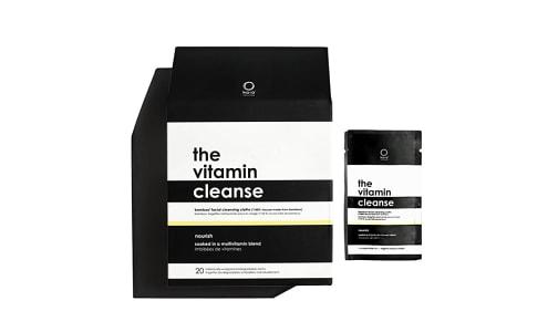 The Vitamin Cleanse Cloths- Code#: PC5837
