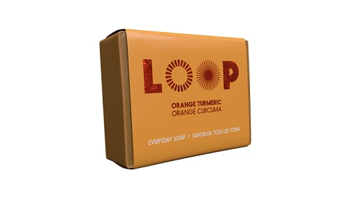 Everyday Soap - Orange Turmeric- Code#: PC5841