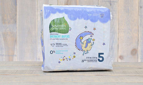 Overnite Diapers Stage 5- Code#: PC668