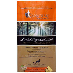 Grain Free Salmon & Sweet Potato Dog Food- Code#: PD002