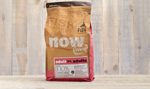Grain Free Fish Recipe Adult Dog Food- Code#: PD0133