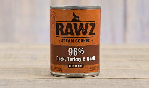 Duck, Turkey & Quail Dog Food- Code#: PD0163