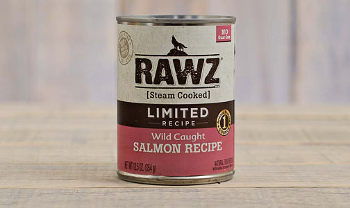 Limited Ingredient Wild Caught Salmon Dog Food- Code#: PD0165