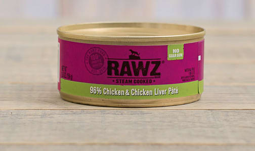 Chicken & Chicken Liver Pate Cat Food- Code#: PD0167