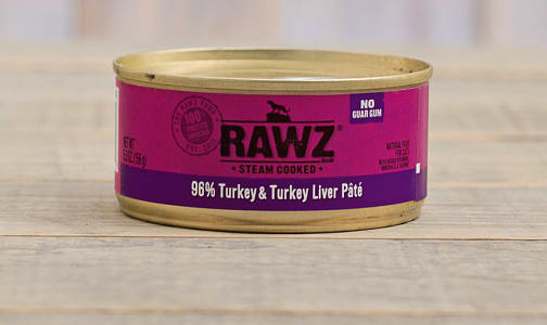 Turkey & Turkey Liver Pate Cat Food- Code#: PD0169