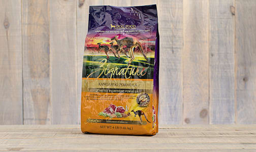 Kangaroo Formula Dog Food- Code#: PD0181