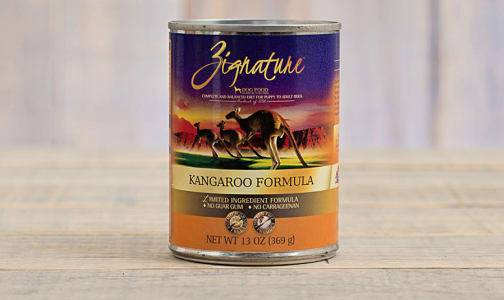 Kangaroo Formula Dog Food- Code#: PD0182
