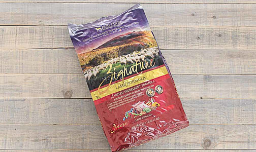 Dry Dog Food Lamb- Code#: PD0190