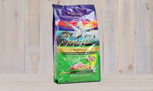 Dry Dog Food Duck- Code#: PD0192