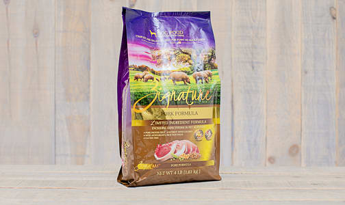 Dry Dog Food Pork- Code#: PD0195