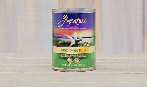 Duck Canned Dog Food- Code#: PD0199