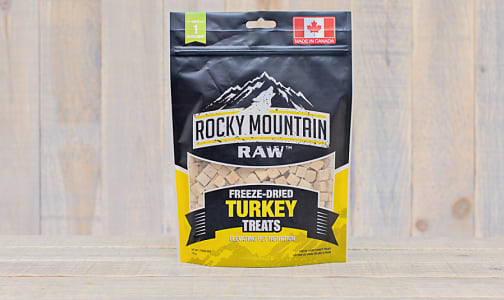 Turkey (freeze dried) Dog Treat- Code#: PD0207