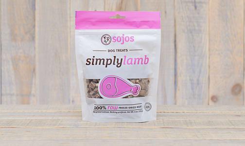 Lamb (freeze dried) Dog Treat- Code#: PD0209