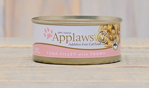 Tuna w/ Prawn Cat Food- Code#: PD0213