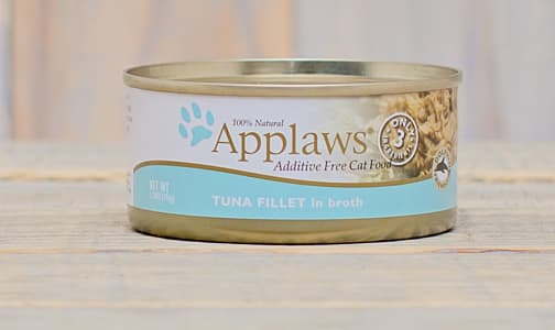 Tuna In Broth Cat Food- Code#: PD0214