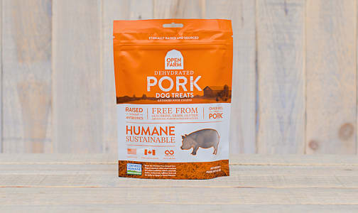 Dehydrated Pork Dog Treat- Code#: PD0223