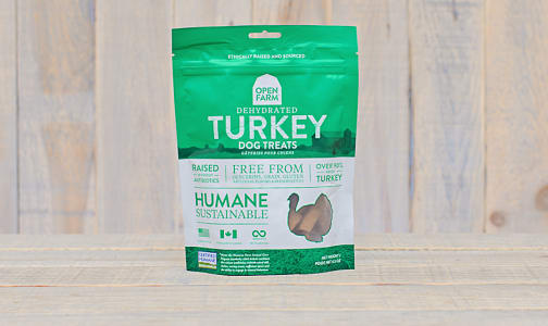 Dehydrated Turkey Dog Treat- Code#: PD0225