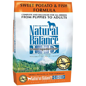 Limited Ingredient Diet - Fish & Sweet Potato Dog Formula- Code#: PD024