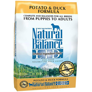 Limited Ingredient Diet - Duck & Potato Dog Formula- Code#: PD026