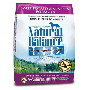 Limited Ingredient Diet - Venison & Sweet Potato Dog Formula- Code#: PD032