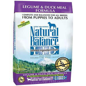 Limited Ingredient Diet - Legume & Duck Dog Formula- Code#: PD040