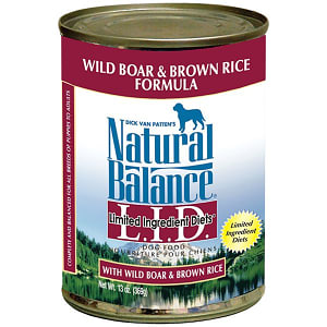 Limited Ingredient Diet - Wild Boar & Brown Rice Dog Formula- Code#: PD047